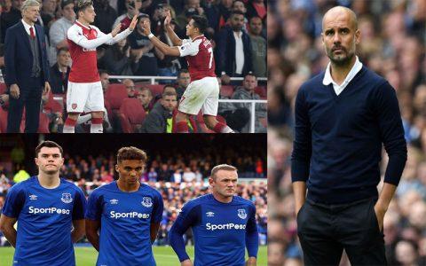 TOP 5 dự đoán đầu mùa giải Premier League 2017-2018 đã không thành hiện thực