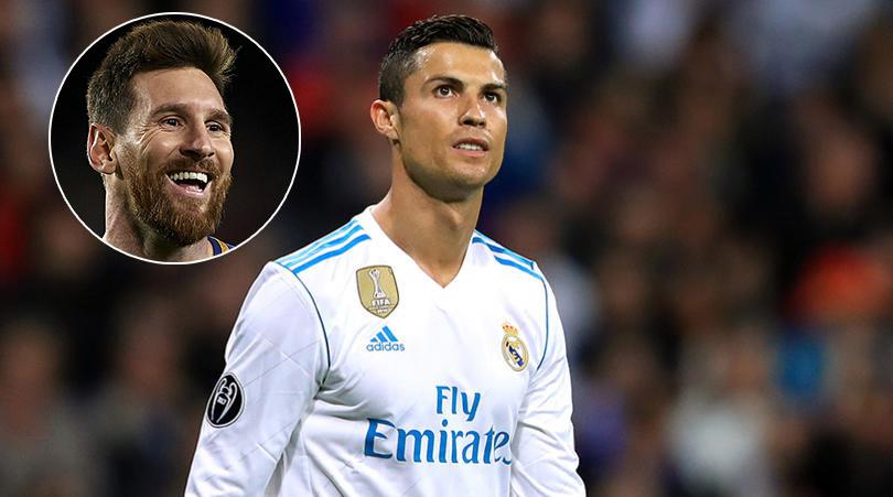 Tiết lộ: Ronaldo bị các đồng đội Real ghét ra mặt, mơ được cung phụng như Messi