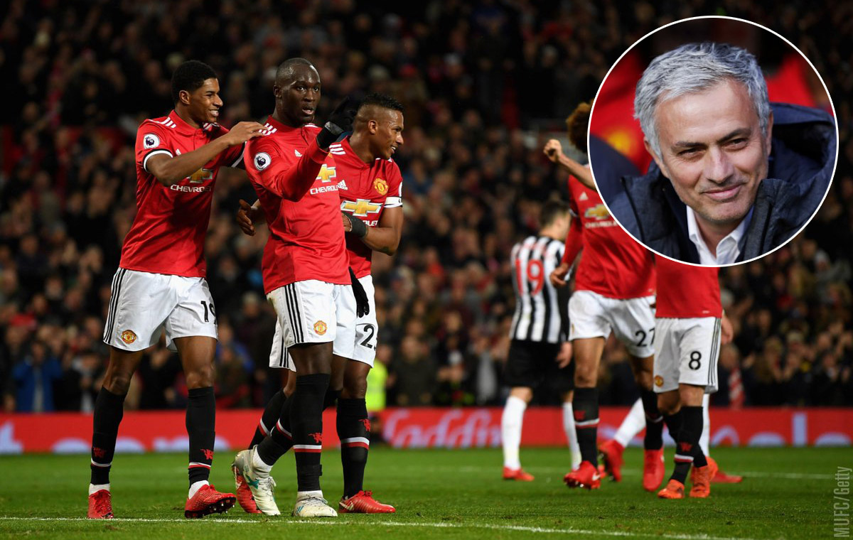 M.U bùng nổ trở lại, Mourinho tuyên bố còn giấu nhiều chiêu độc để giành đả bại Man City