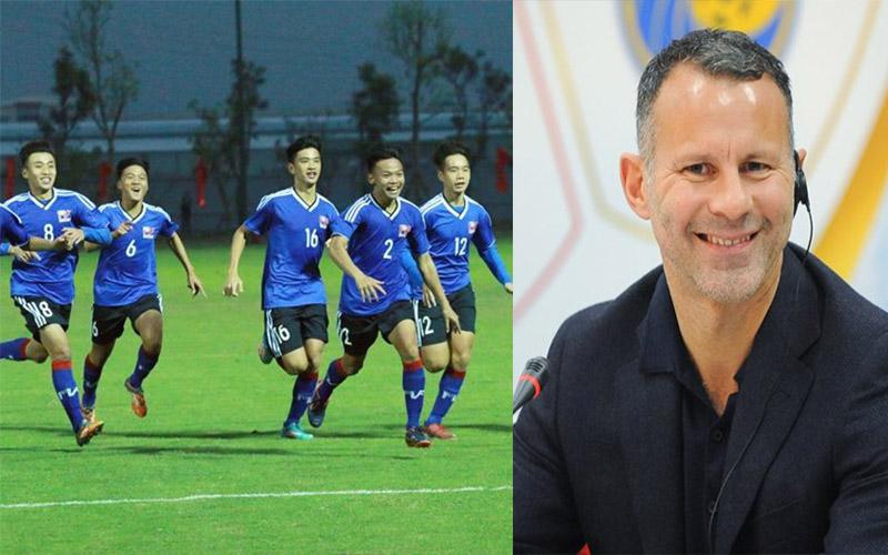 CHÙM ẢNH: Đánh bại đội trẻ Stoke City, U15 PVF có màn chào sân hoàn hảo trước thầy Giggs