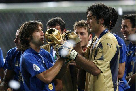 Pirlo giải nghệ, đội hình Azzurri vô địch World Cup 2006 giờ còn lại những ai?