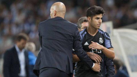 Báo động Real: Chán ghét Zidane, Asensio cân nhắc gia nhập Man Utd khiến fan sững sờ
