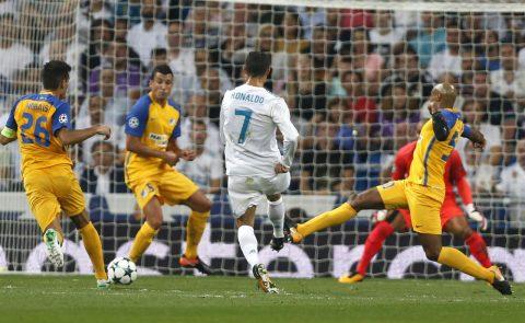 APOEL vs Real Madrid, 02h45 ngày 22/11: Chặn đứng đà sa sút