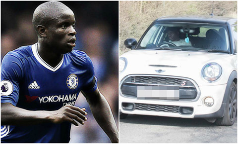 11 ngôi sao Premier League dù siêu giàu nhưng chỉ thích đi xe… rẻ tiền