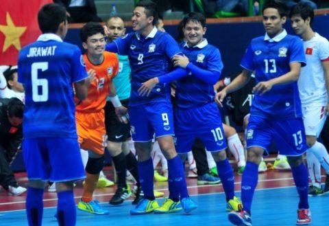 Ghi một lèo 7 bàn, hung thần của Việt Nam lọt vào chung kết Futsal Đông Nam Á