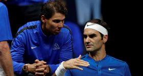 Roger Federer phản bác dữ dội đề xuất đánh ATP Finals trên sân đất nện của Nadal