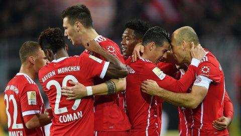 Hàng công thăng hoa rực rỡ, Bayern kéo sập pháo đài Signal Iduna Park của Dortmund