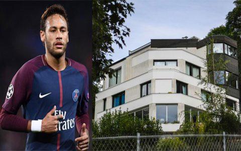 Bị người lạ tấn công, Neymar phải tức tốc chuyển chỗ ở
