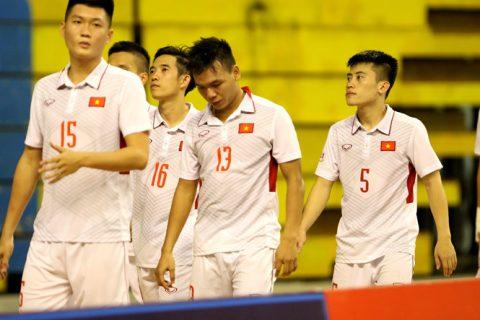 Dẫn trước 2 bàn, ĐT Futsal Việt Nam vẫn đánh mất huy chương đồng cay đắng sau loạt sút luân lưu đầy cân não