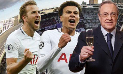 """Lộ diện 5 mục tiêu hàng đầu trong kế hoạch thiết lập """"Dải ngân hà 3.0"""" của Real Madrid"""