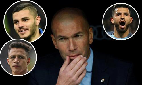 XÁC NHẬN: Real Madrid sẽ tham dự phiên chợ đông, rục rịch nổ siêu bom tấn