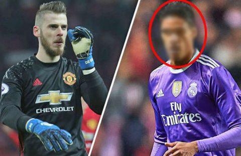 NÓNG: Mourinho sẵn sàng đẩy De Gea tới Real để đổi lấy cái tên này!