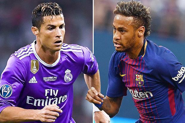 """Neymar: """"Nếu muốn tôi đến Real, trước hết hãy bán Ronaldo đi"""""""