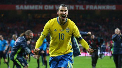 """NÓNG: Ibrahimovic bỏ ngỏ khả năng trở lại """"gồng gánh"""" đội tuyển Thụy Điển, giật vé dự World Cup 2018"""