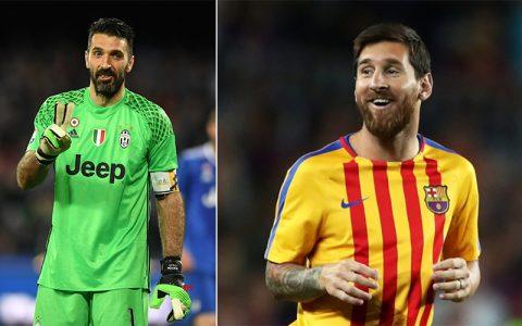 Học theo Messi, Buffon bất ngờ bóng gió việc tái xuất ĐTQG Italia