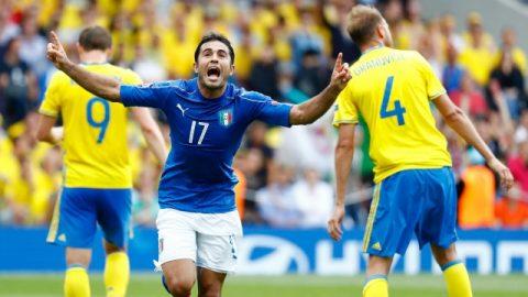 Thụy Điển vs Italia, 02h45 ngày 11/11: Trở về bàn ngã