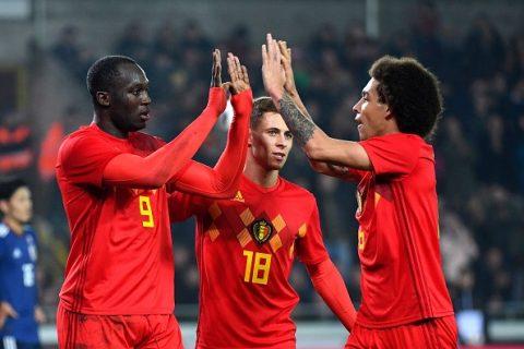 """Tiếp tục nổ súng hạ gục """"Samurai xanh"""" Nhật Bản, Lukaku đi vào lịch sử bóng đá Bỉ ở tuổi 24"""