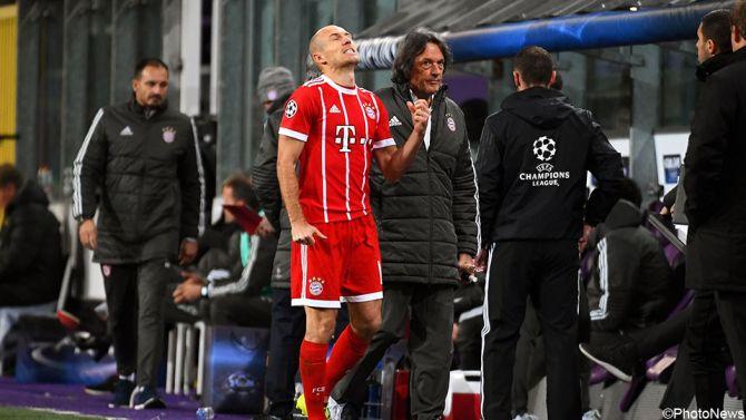 Chấn thương lại hành hạ, Robben tuyên bố giải nghệ vào cuối mùa khiến cả thế giới xót xa
