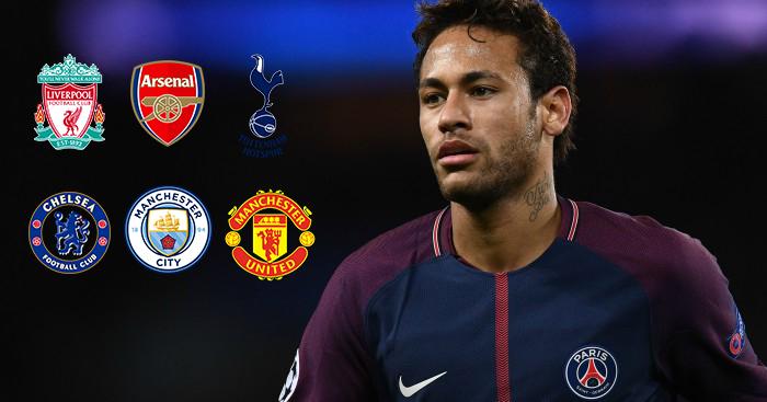 Tiết lộ: Phớt lờ Real Madrid, Neymar thổ lộ mong muốn chơi bóng ở Ngoại hạng Anh