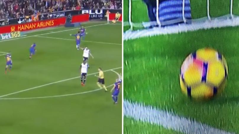 5 điểm nhấn sau trận hòa giữa Barca và Valencia: Công nghệ cần được áp dụng, ngay lập tức