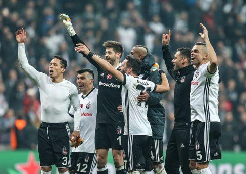 'Hàng thải' Real tỏa sáng rực rỡ giúp Besiktas làm nên lịch sử tại Champions League