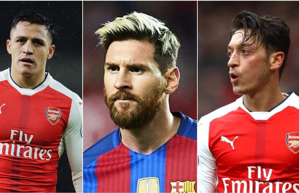 Messi và loạt sao khủng có thể tự do đàm phán với bất cứ CLB nào trong tháng 1