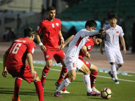 Gọi nhiều hảo thủ đang chơi bóng ở châu Âu, Afghanistan quyết chơi tất tay với Việt Nam