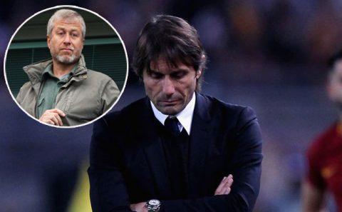 """Conte nhận tối hậu thư từ Chủ tịch Abramovich: Thua Mourinho sẽ bị """"trảm"""""""