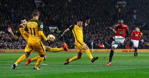 """Hậu vệ vô danh thiết lập kỷ lục ghi bàn khó tin, đến Lukaku hay Aguero cũng phải """"ngả mũ chào thua"""""""