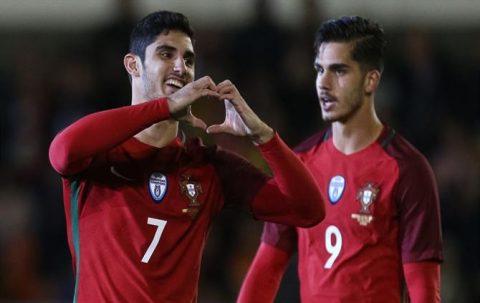 """CHÙM ẢNH: Không Ronaldo, """"số 7 mới"""" rực sáng giúp Bồ Đào Nhà dễ dàng đè bẹp đại diện châu Á"""