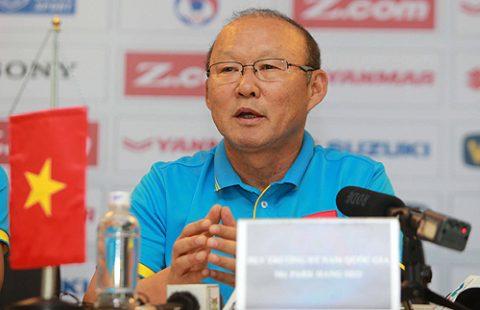 """Trước giờ tử chiến, HLV Park Hang Seo dõng dạc tuyên bố: """"ĐT Việt Nam chắc chắn đánh bại Afghanistan"""""""