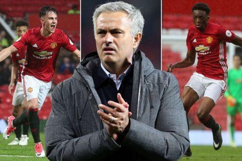 """Man Utd mất bản sắc: """"Mỏ vàng"""" bị lãng quên, Mourinho chẳng biết gì ngoài """"đốt tiền"""""""