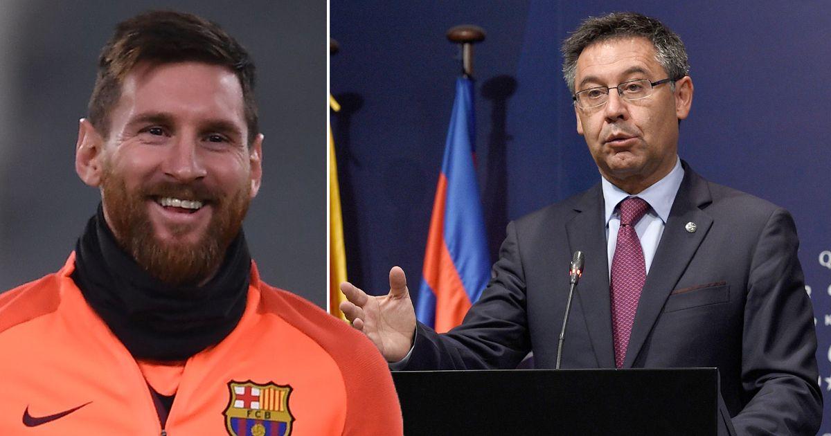 Messi từ chối mọi cuộc gọi mời gia hạn từ BLĐ Barca, các cules như ngồi trên đống lửa