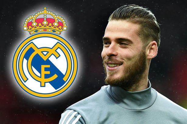"""Chưa chịu buông tha, Real Madrid lại một lần nữa ôm """"bao tải tiền"""" tới ve vãn De Gea"""