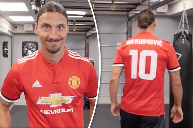Ibrahimovic hé mở vai trò mới toanh ở Man Utd khi trở lại