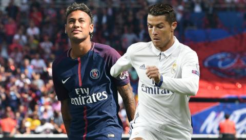 Ronaldo rục rịch tới PSG, Neymar dùng quyền lực đen ra sức cấm cản