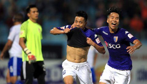 Những kịch bản khó lường cho chức vô địch V-League 2017 ở vòng đấu hạ màn