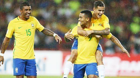 Anh vs Brazil, 03h00 ngày 15/11: Thắp sáng xứ sương mù