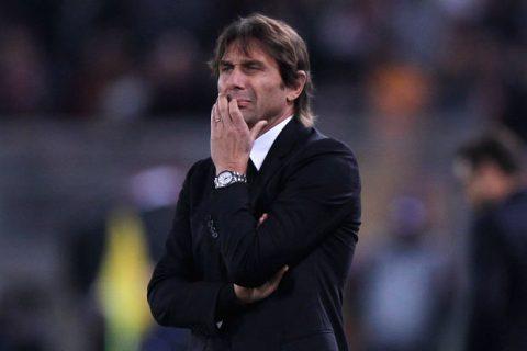 Thảm bại trước AS Roma, HLV Conte nói gì?