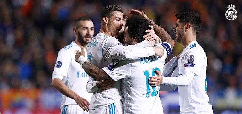 """Tiếp tục nổ súng tại Champions League, Ronaldo lập nên siêu kỷ lục """"vô tiền khoáng hậu"""""""