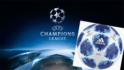Rò rỉ mẫu bóng sử dụng tại Champions League mới có màu sắc cực độc
