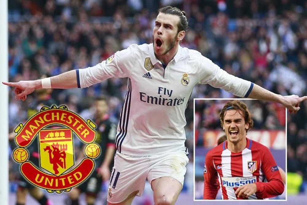 Rộ tin Man Utd duyệt chi tiền tấn để tậu bộ đôi sao khủng thành Madrid ngay trong tháng 1