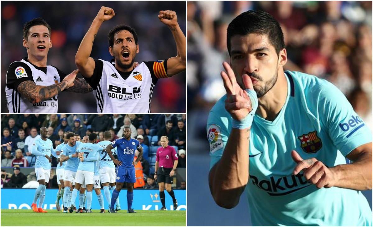 Những đội bóng ấn tượng nhất tuần qua: Gọi tên kẻ đang bám sát Barca