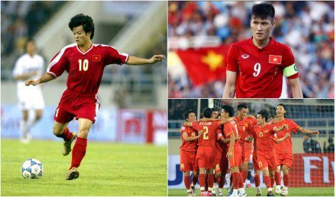 Báo Anh chọn ra 10 cầu thủ xuất sắc nhất Việt Nam trong 20 năm qua: SỐC với vị trí của Văn Quyến