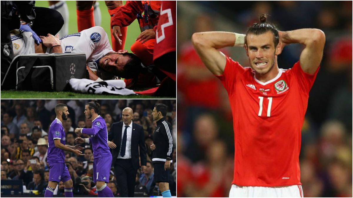 """Một năm thảm họa của """"siêu nhân"""" Gareth Bale đã diễn ra như thế nào?"""