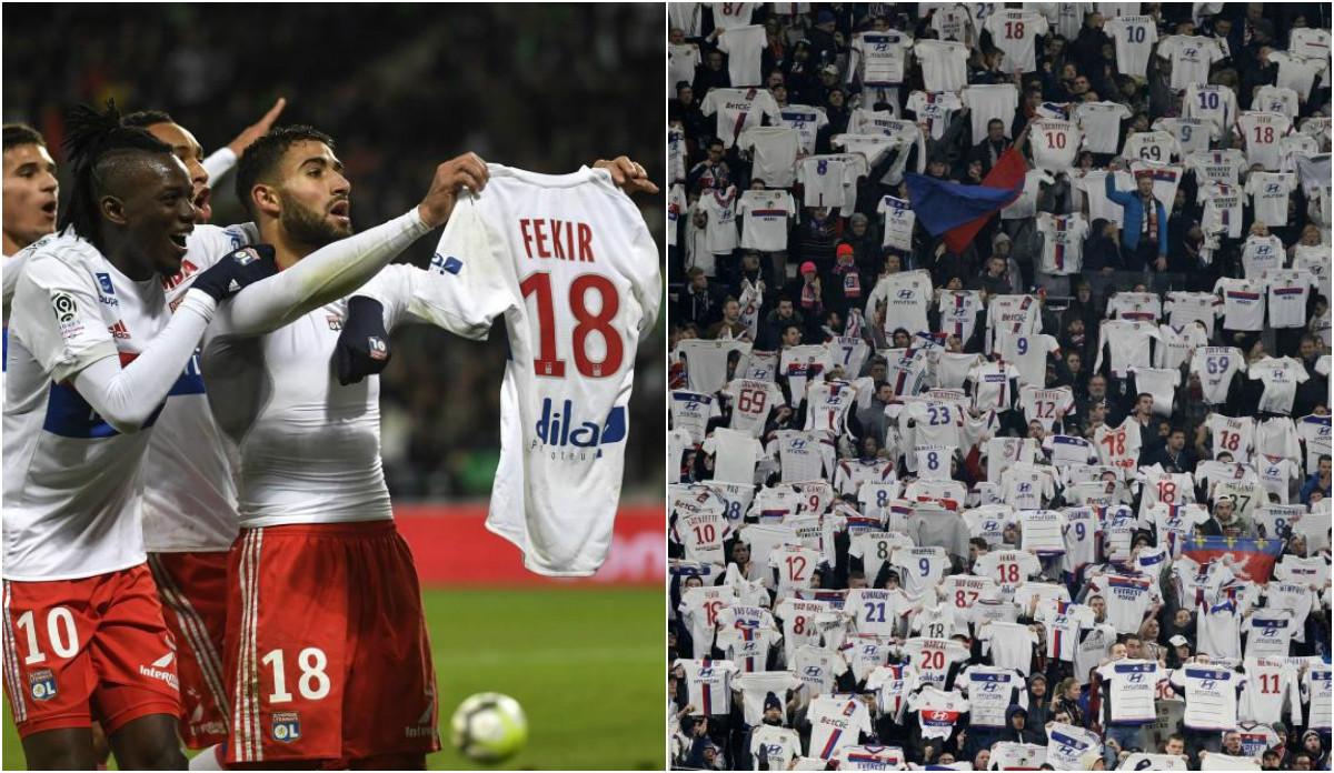 Bắt chước cách ăn mừng của Ronaldo và Messi, hàng nghìn CĐV phản đối BTC Ligue 1