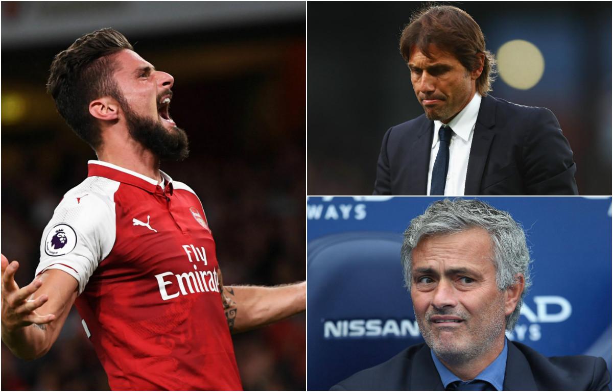 Không phải Chelsea cũng chẳng M.U, Arsenal mới là Vua ghi bàn bằng đầu trong năm 2017
