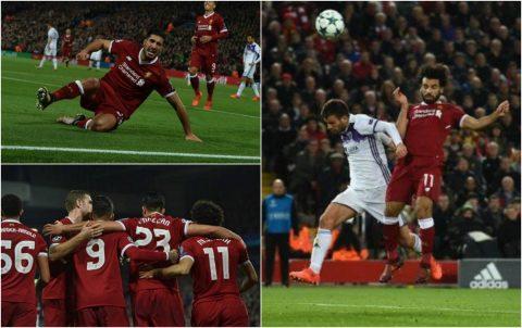 Bom tấn Salah ghi bàn khai thông bế tắc, Liverpool nhọc nhằn đánh bại nhược tiểu Maribor, độc chiếm ngôi đầu bảng