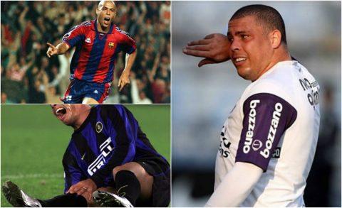 """Người """"ngoài hành tinh"""" Ronaldo de Lima và những cuộc hành trình không mong đợi"""