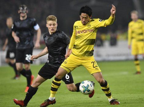 """Thua sốc Stuttgart, Dortmund tiếp tục chìm sâu trong """"vũng bùn"""" khủng hoảng"""